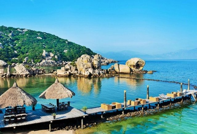 Resort Ngọc Sương Bình Lập