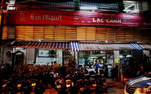 Địa chỉ quán bò nướng lạc cảnh ở Nha Trang