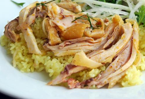 Quán cơm gà ngon tại Nha Trang