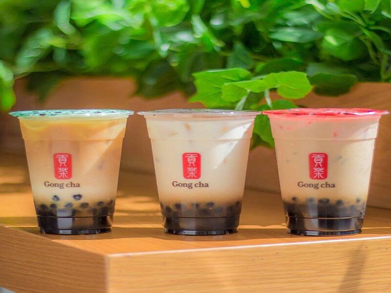 Trà sữa Gong Cha Nha Trang
