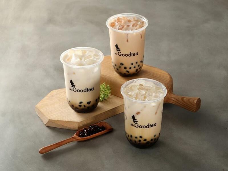 Trà sữa good tea Nha Trang