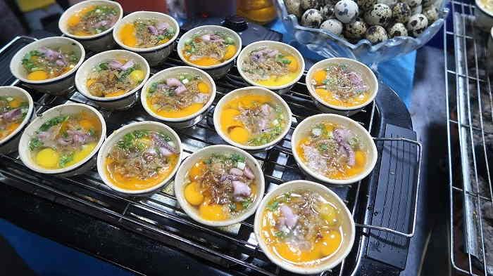 Trứng nướng Nha Trang