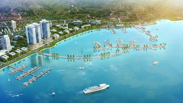 Dự án bến du thuyền Nha Trang