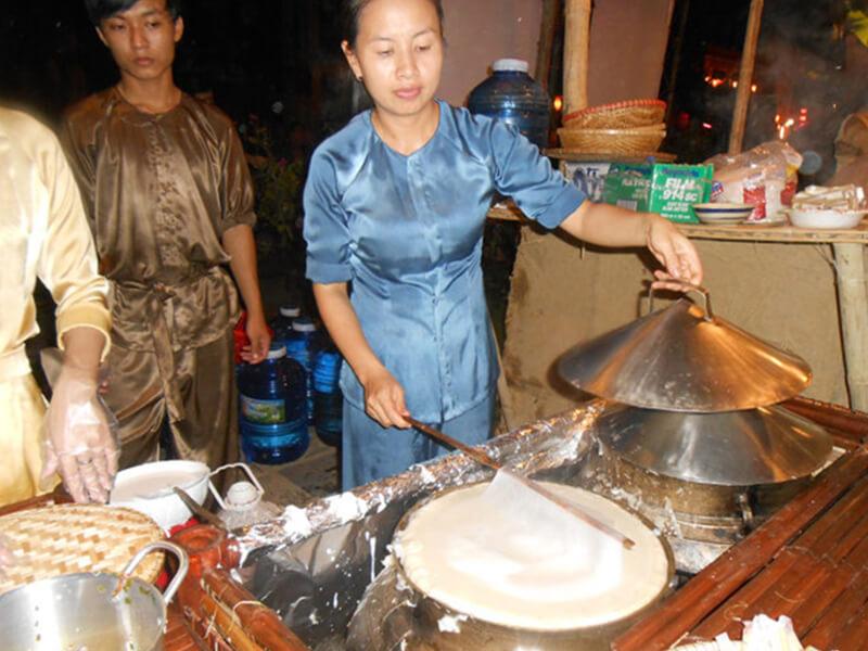 Cách Làm Bánh Đập Nha Trang