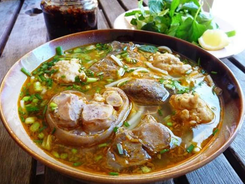 Bún Bò Nha Trang - Hương Giang 15B Hoàng Hoa Thám