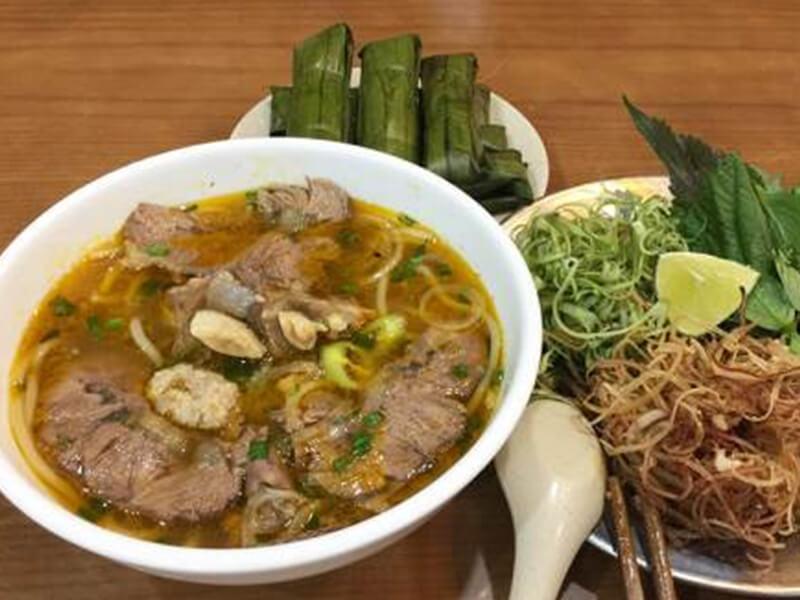 Bún Bò Nha Trang - 33/3 Bà Triệu
