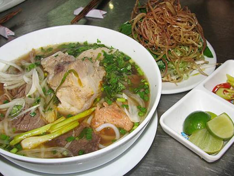 Bún Bò Nha Trang – 17 Phù Đổng