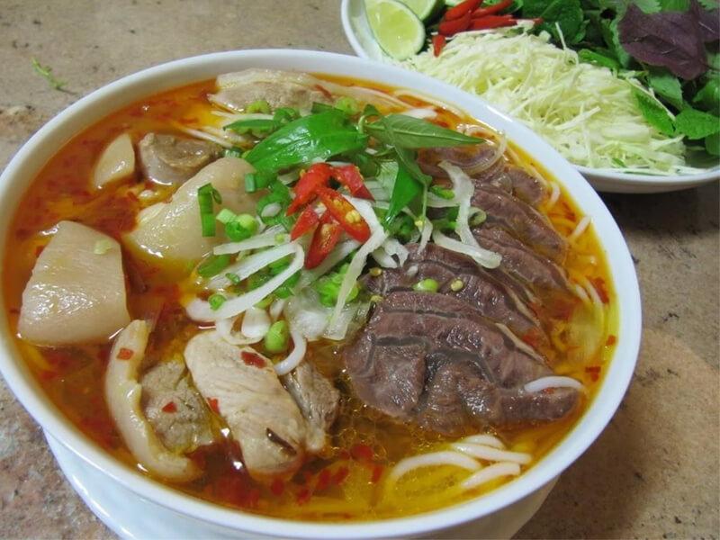 Bún Bò Nha Trang – Trần Văn Ơn