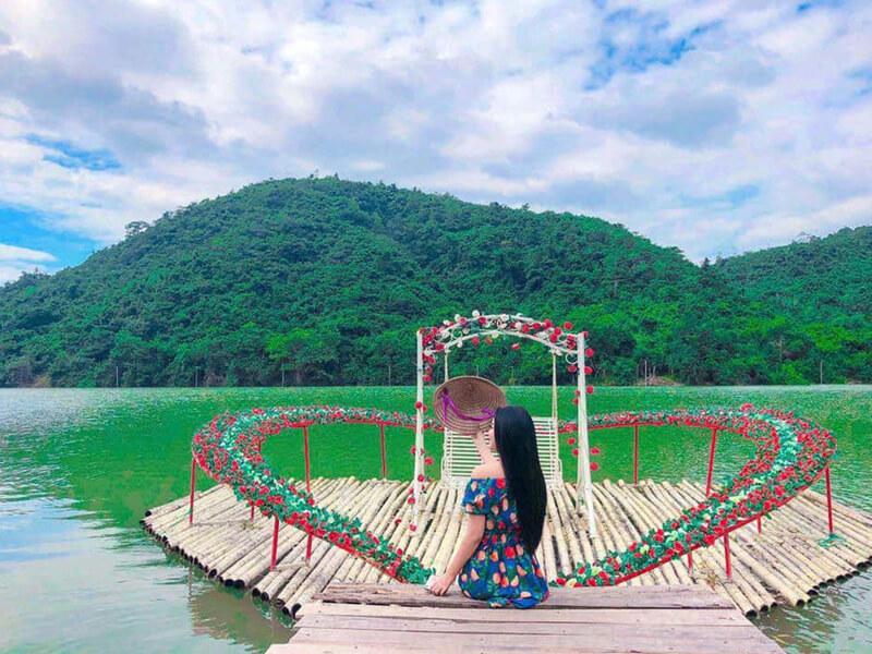 Hồ Kênh Hạ (GaLina Lake View)