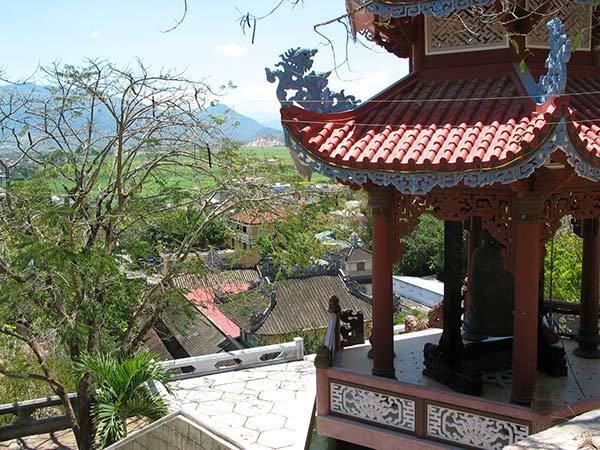 Quang Cảnh Chùa Long Sơn