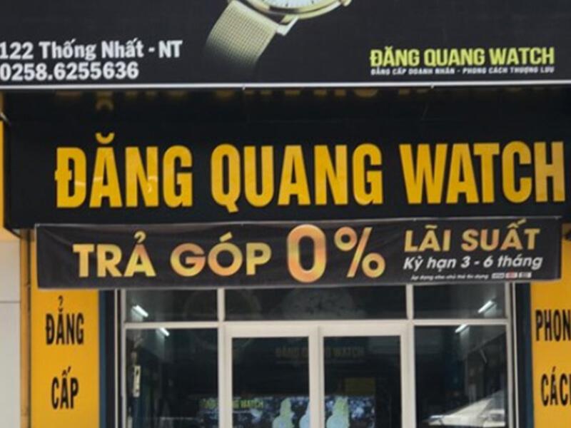 Đồng Hồ Nha Trang - Đăng Quang Watch