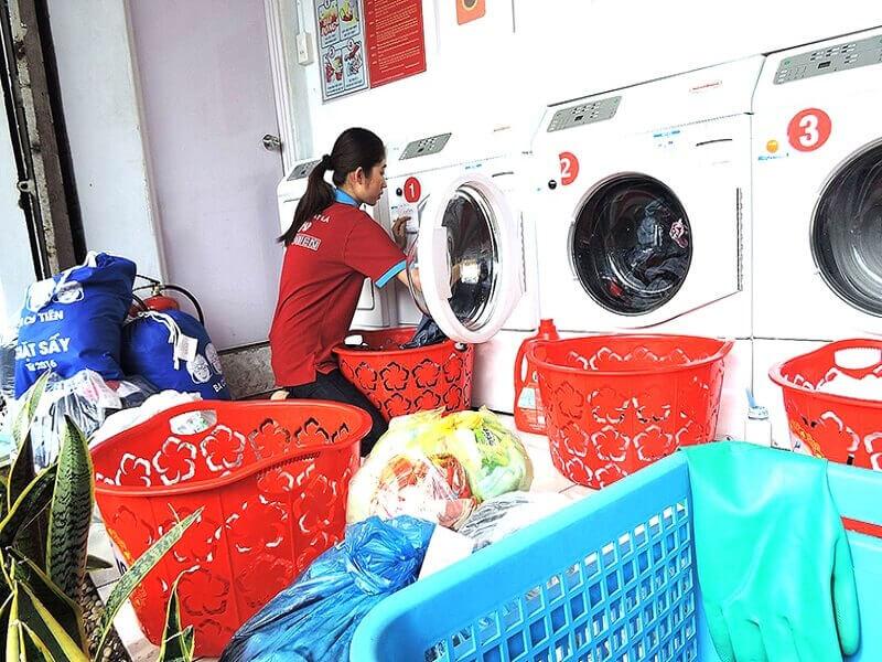Giặt Ủi Nha Trang - Đăng Khoa Laundry