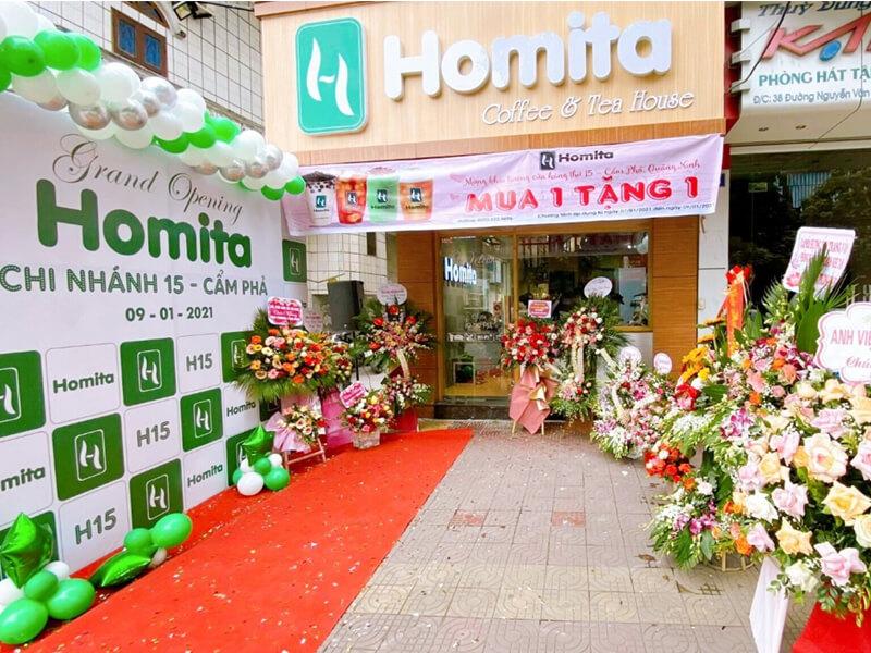 Giới Thiệu Homita Nha Trang
