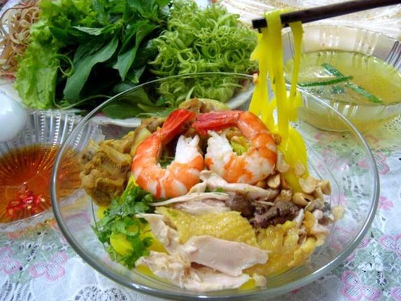Mì Quảng Đá Chẹt Nha Trang