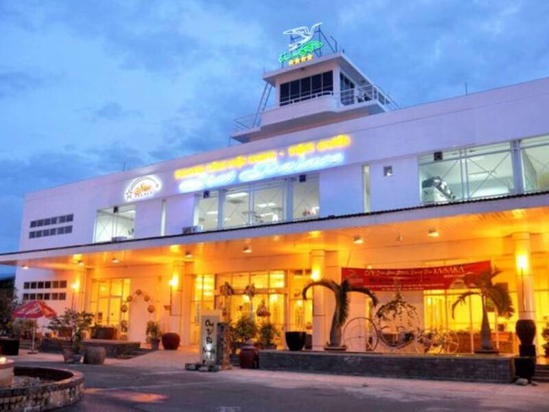 Nhà hàng tiệc cưới Star Palace