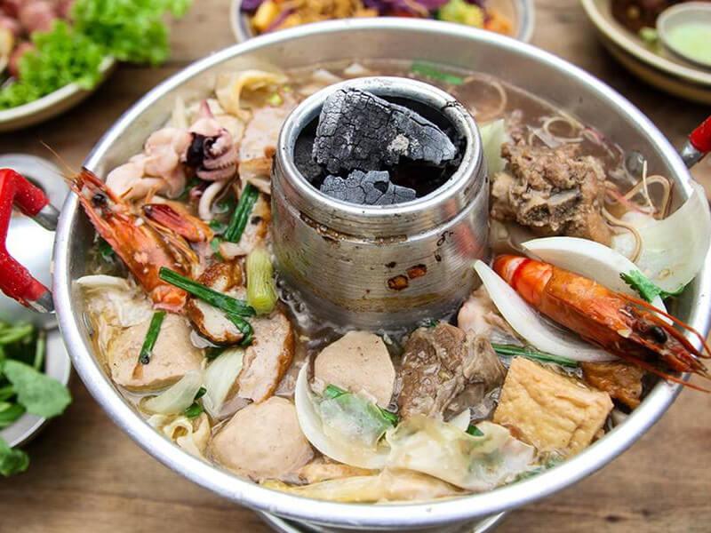 Lẩu Cù Lao Nha Trang