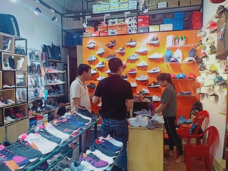 Shop Giày Thể Thao - Hẻm Shoes Nha Trang