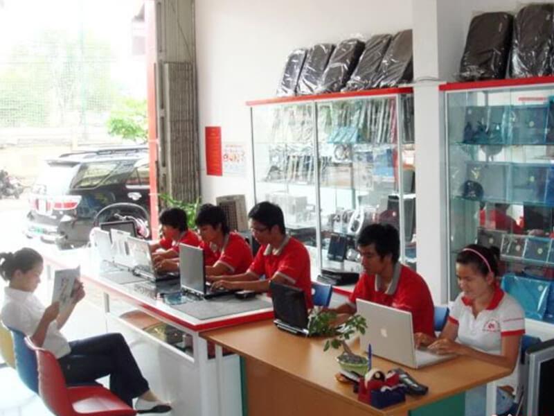 Sửa Máy Tính - Quynh Nghi Laptop Nha Trang