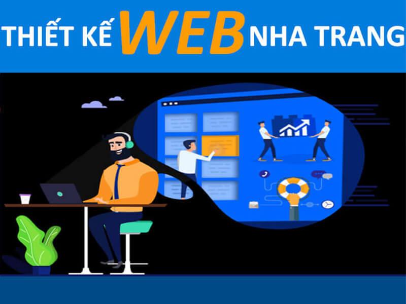 Dịch Vụ Thiết Kế Web - Marketing Online Nha Trang