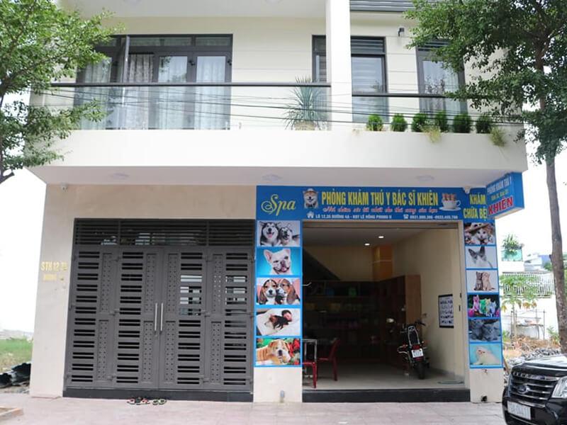 Phòng khám thú y Nha trang - Nha trang Vet Clinic