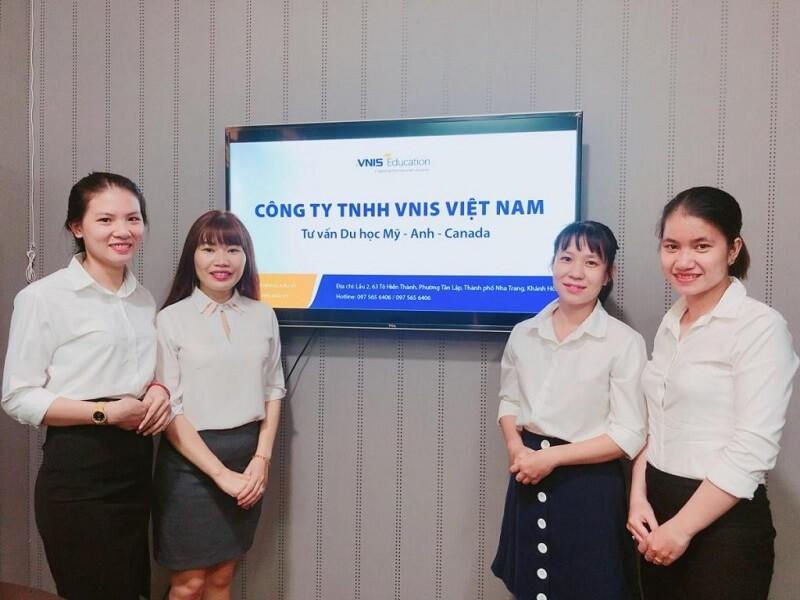 Du Học Nha Trang - VNIS Education