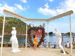 Tour Ngắm Hoàng Hôn Đảo Tình Yêu 1 Ngày 1 Đêm