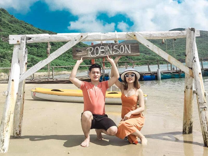 Sống Ảo Thỏa Thích Tại Robinson Nha Trang
