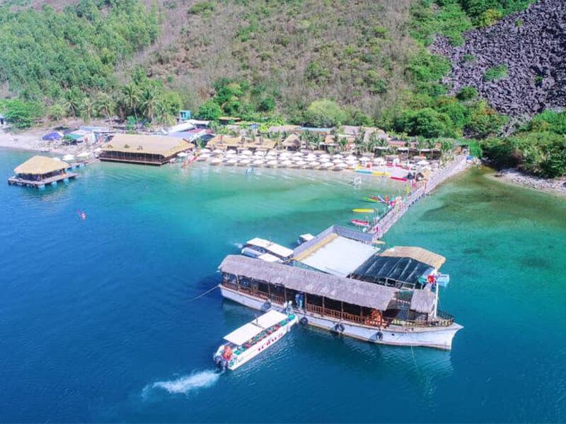 Mua Vé Tham Quan Đảo Robinson Nha Trang