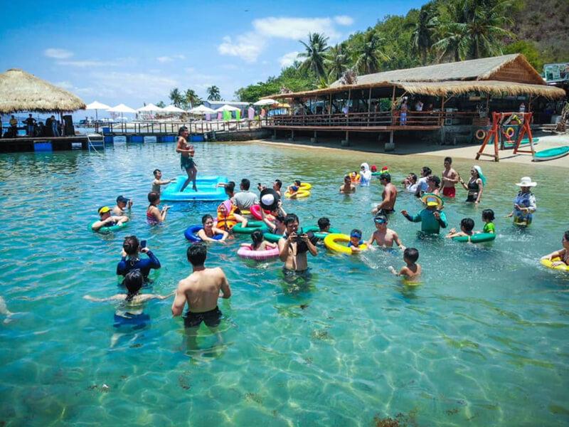 Trải Nghiệm Tour Đảo Robinson Nha Trang
