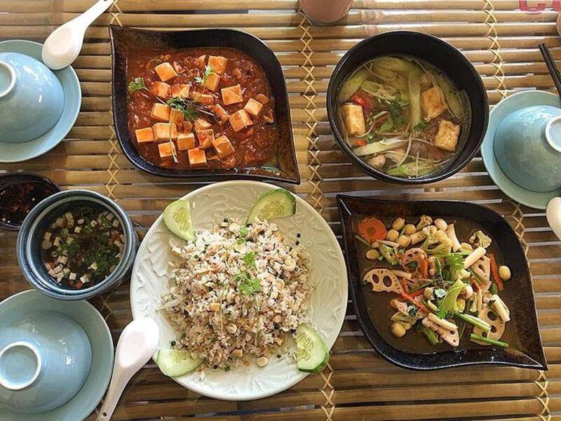 Ăn Chay Nha Trang