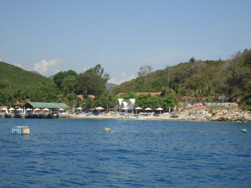 Bãi Sạn Nha Trang