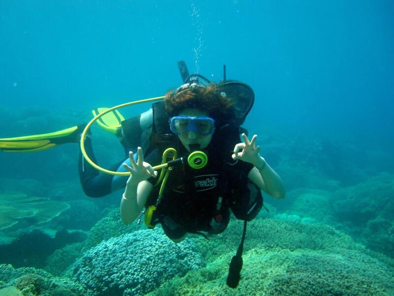 Lặn Biển Ngắm San Hô Nha Trang