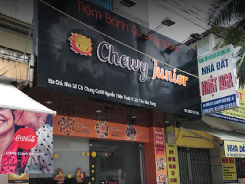 Tiệm Bánh Su Kem Chewy Junior