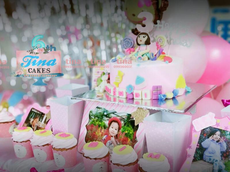 Tina Cakes - Bakery Tina Nha Trang
