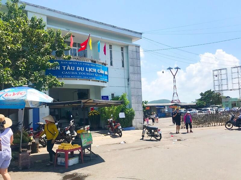 Cảng Cầu Đá Nha Trang