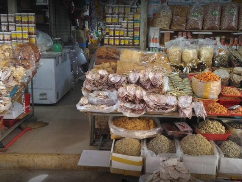 Chợ Vĩnh Hải Nha Trang