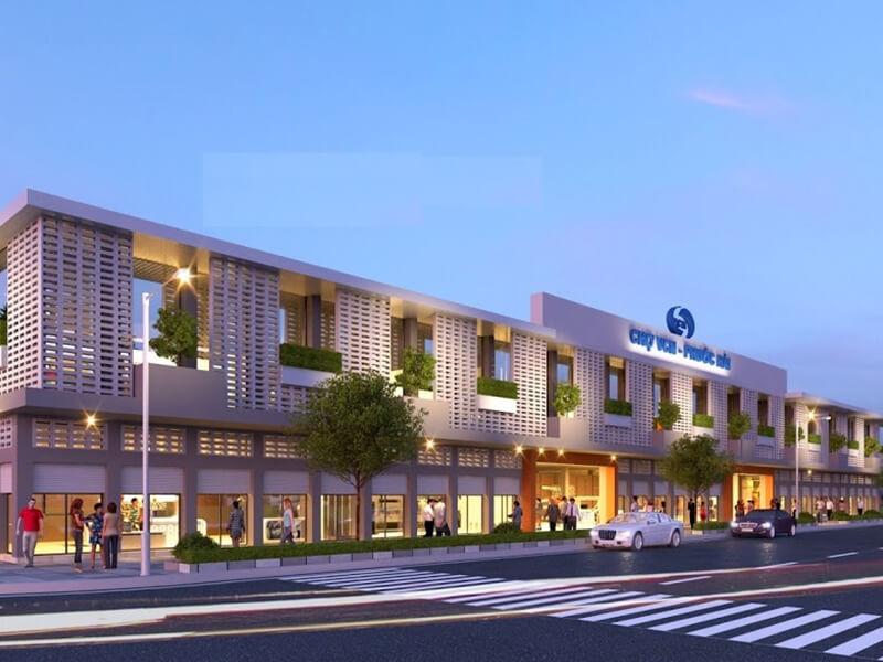 Chợ VCN Phước Hải Nha Trang