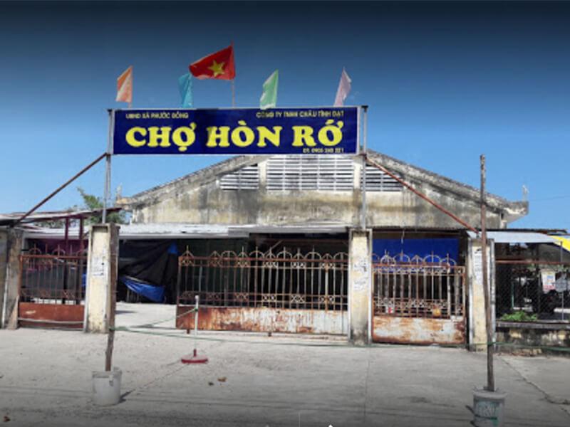 Chợ Hòn Rớ Nha Trang