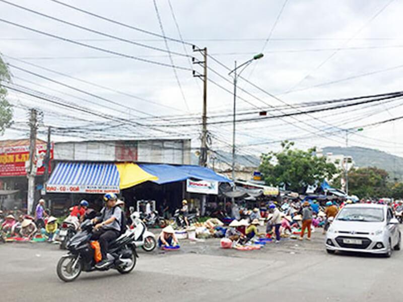 Chợ Phước Thái Nha Trang