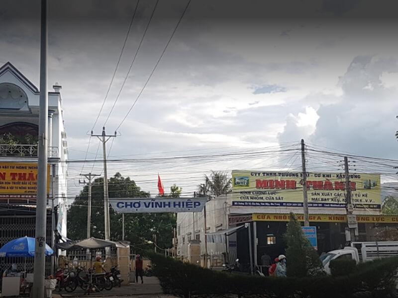 Chợ Vĩnh Hiệp Nha Trang