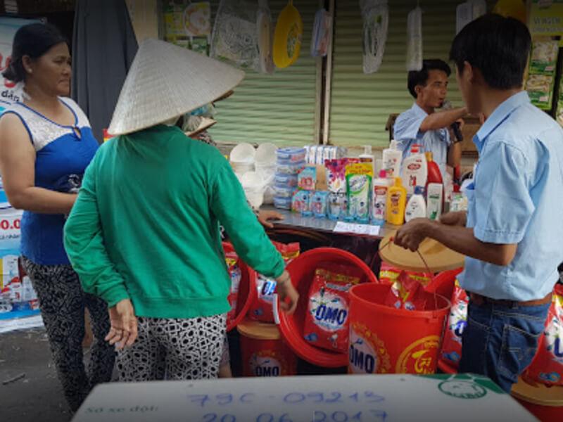 Chợ Vĩnh Thọ Nha Trang