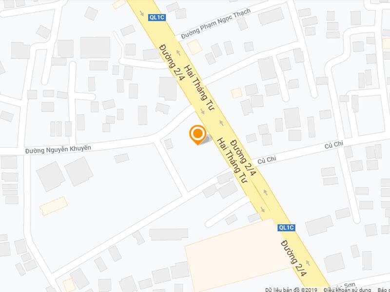 Bản Đồ Chợ Vĩnh Hải Nha Trang
