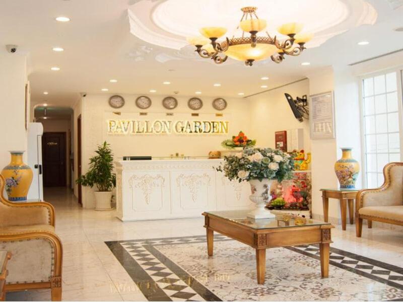 Khách Sạn Pavillon Garden Hotel Nha Trang
