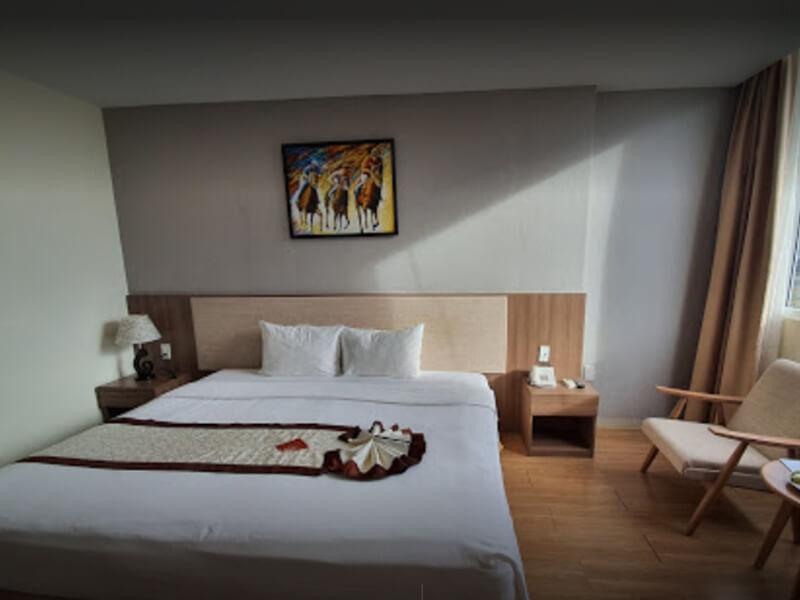 Khách Sạn Rigel Hotel Nha Trang