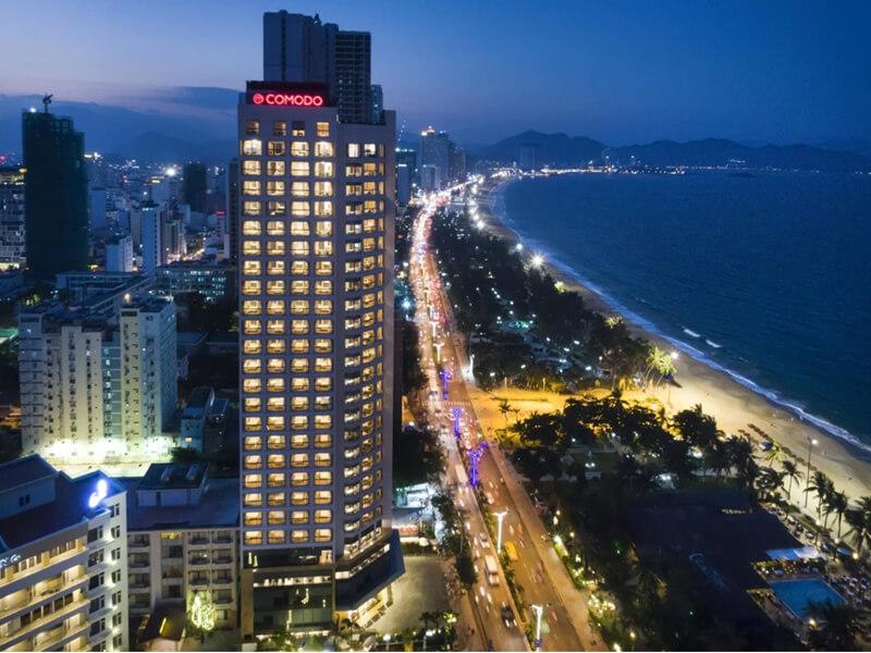 Khách Sạn Comodo Nha Trang Hotel