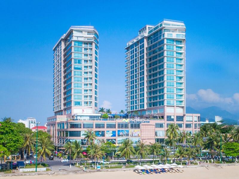 Khách Sạn Diamond Bay Hotel Nha Trang