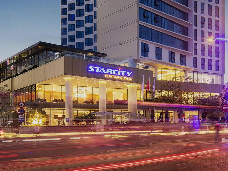 Khách Sạn StarCity Nha Trang Hotel