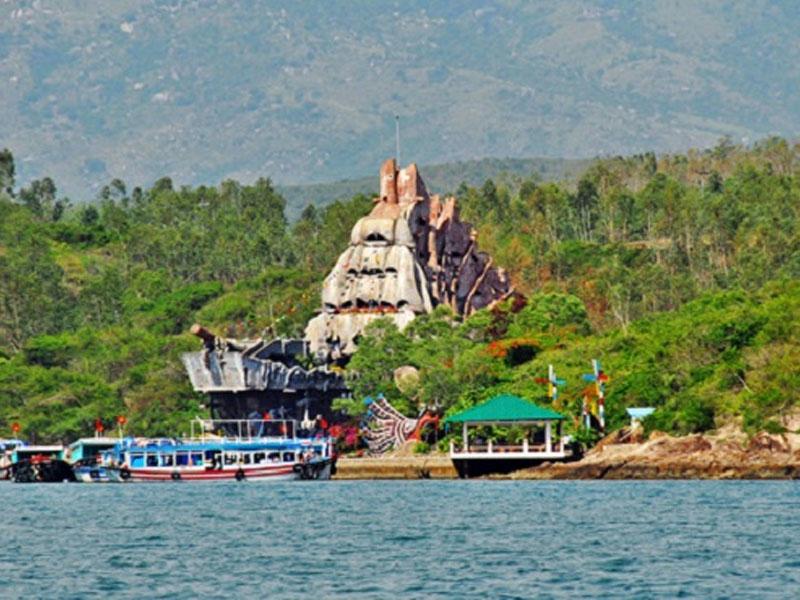 Đảo Hòn Miểu
