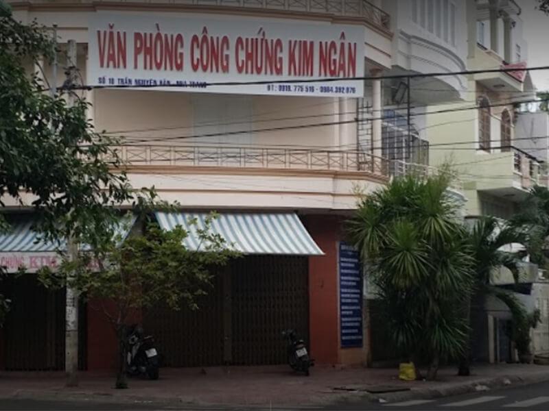 Luật Sư Kim Ngân Nha Trang