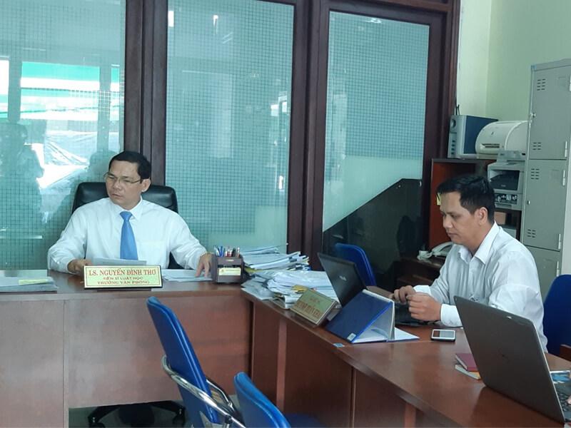 Luật Sư Nguyễn Đình Thơ Nha Trang